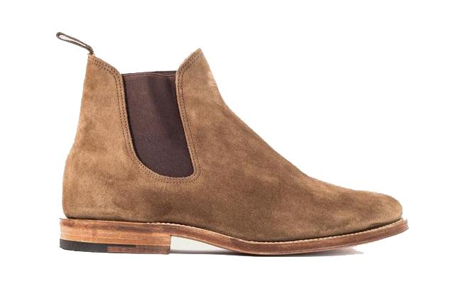 Viberg Chelsea Boots