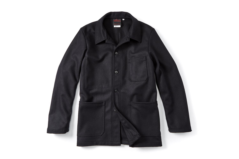 Vetra Wool Chore Coat