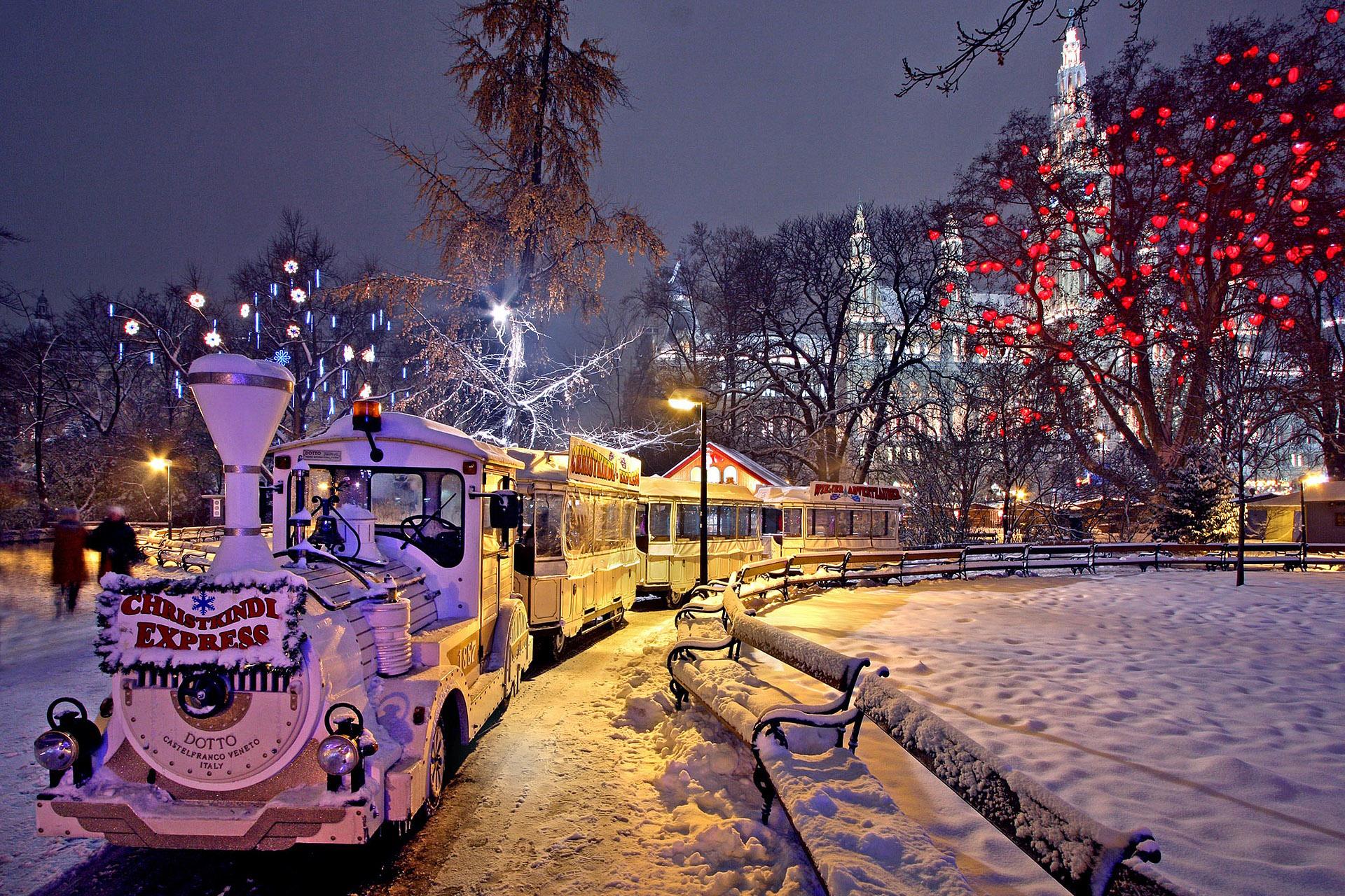 Vienna for Christmas