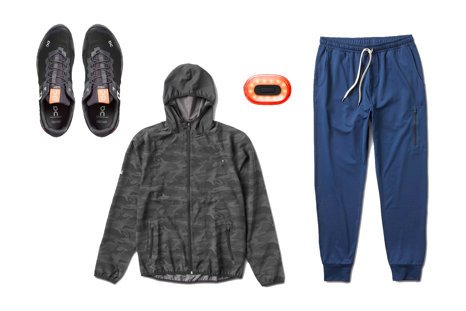 Workout gear for the all-season outdoor athlete