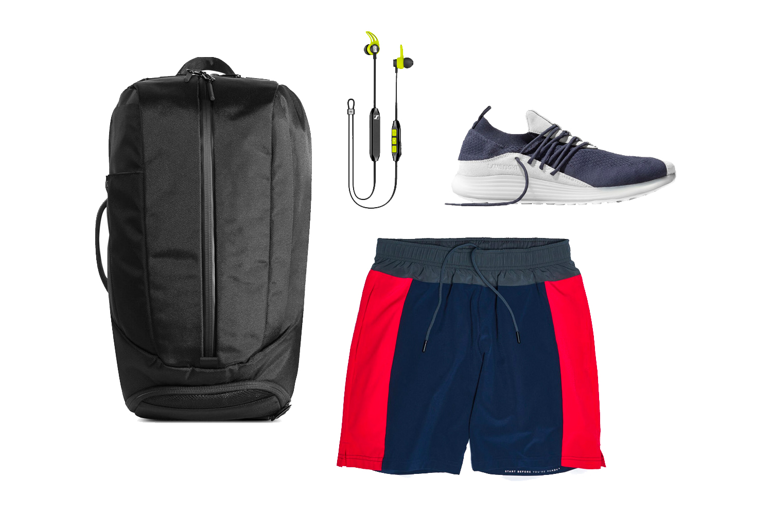 Workout gear for the gym rat