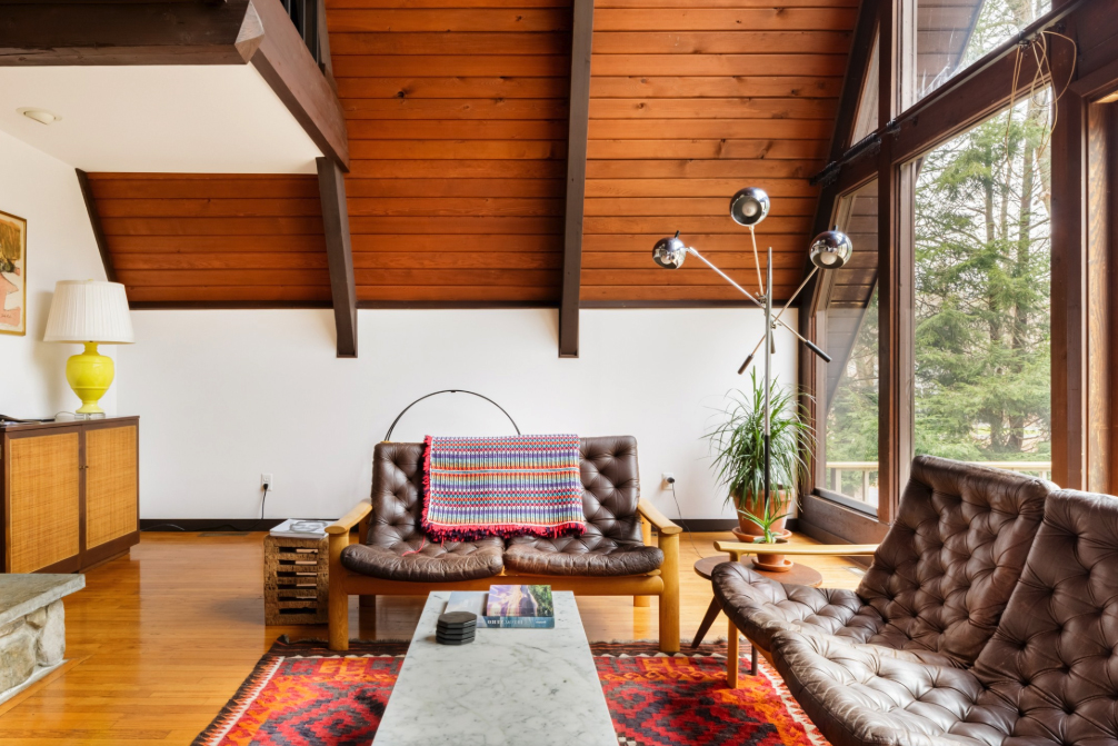 The Mid-century Modern in the Hudson Valley
