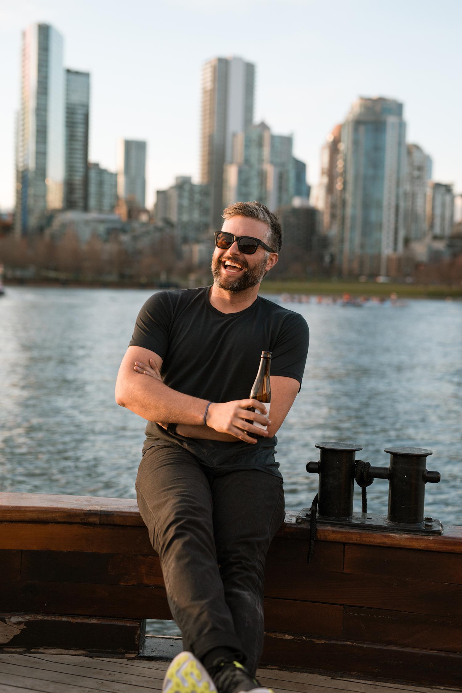 Ben in Vancouver