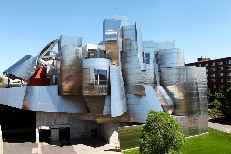 The Best-designed Buildings in Every US State from Architectural Digest