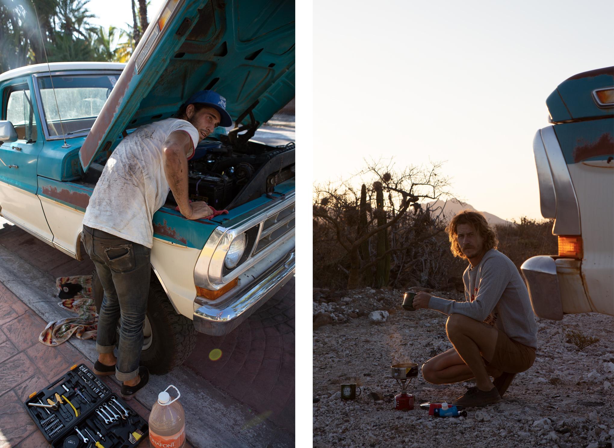 Driving to Oaxaca