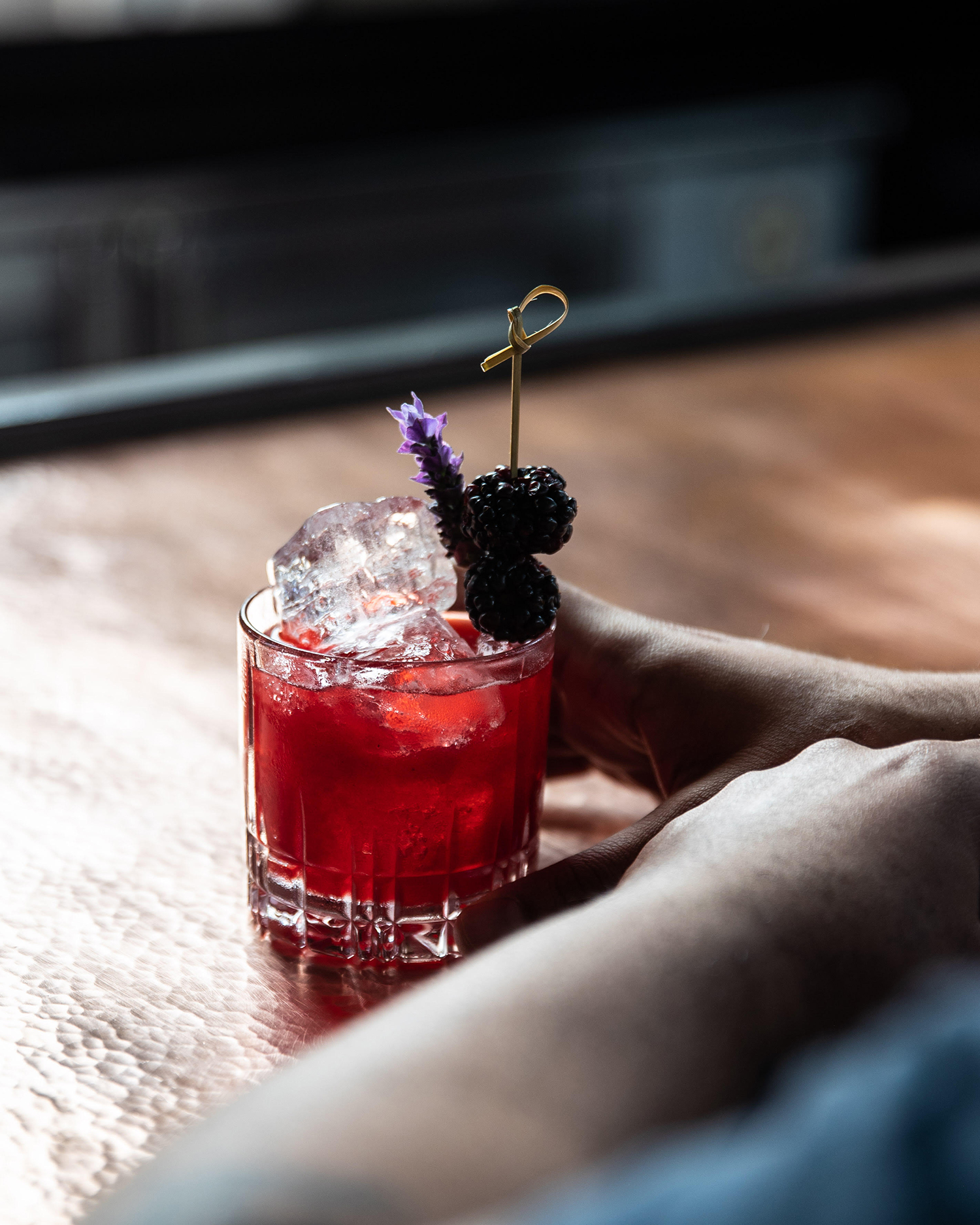 Berry Margarita by Elliott Clark