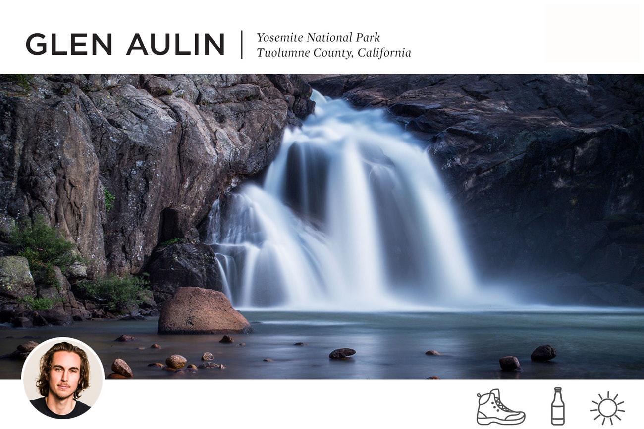 Glen Aulin in Yosemite National Park