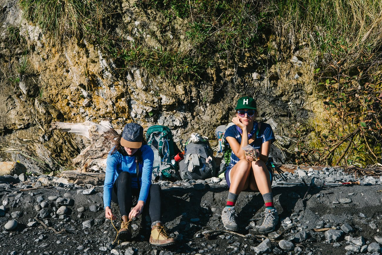 How to hike the Lost Coast Trail