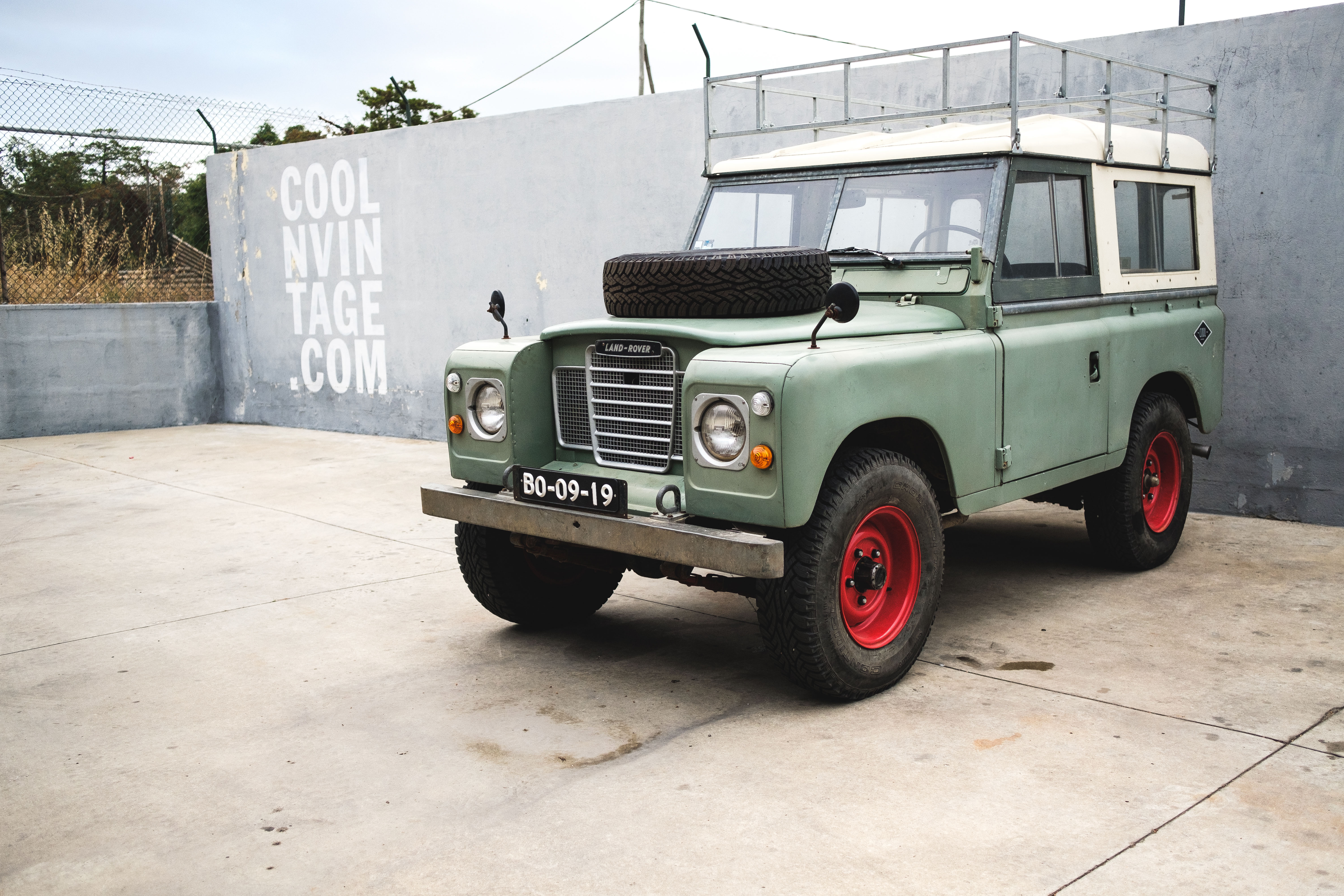 Meet The Founder Of Portugals Coolest Vintage Car Company Huckberry Land Rover Defender Challenge Are There Any Special Projects Or Collaborations Youre Excited To Be A Part