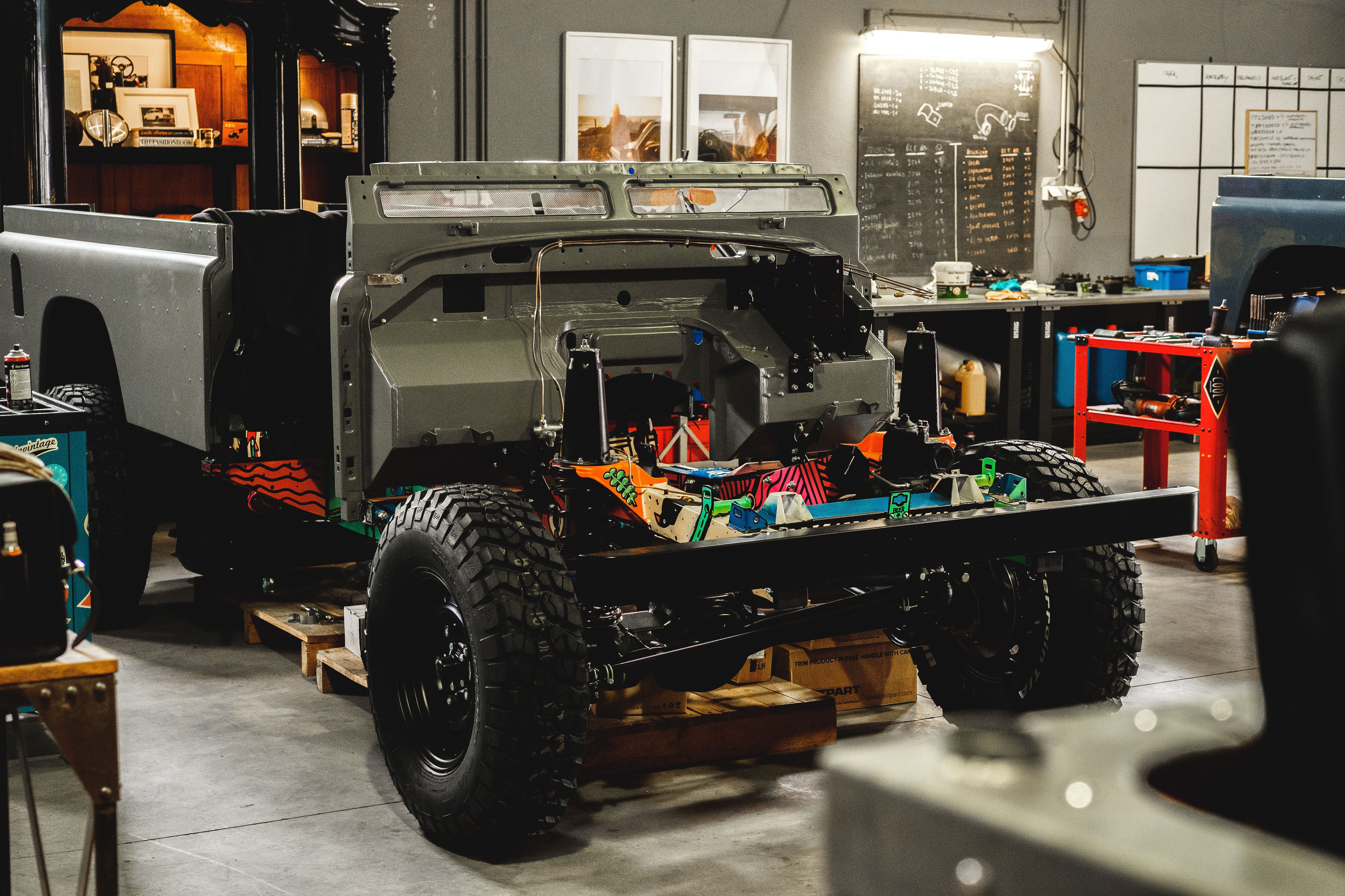 Meet The Founder Of Portugals Coolest Vintage Car Company Huckberry Land Rover Defender Challenge What Are Some Challenges You Face With Each One