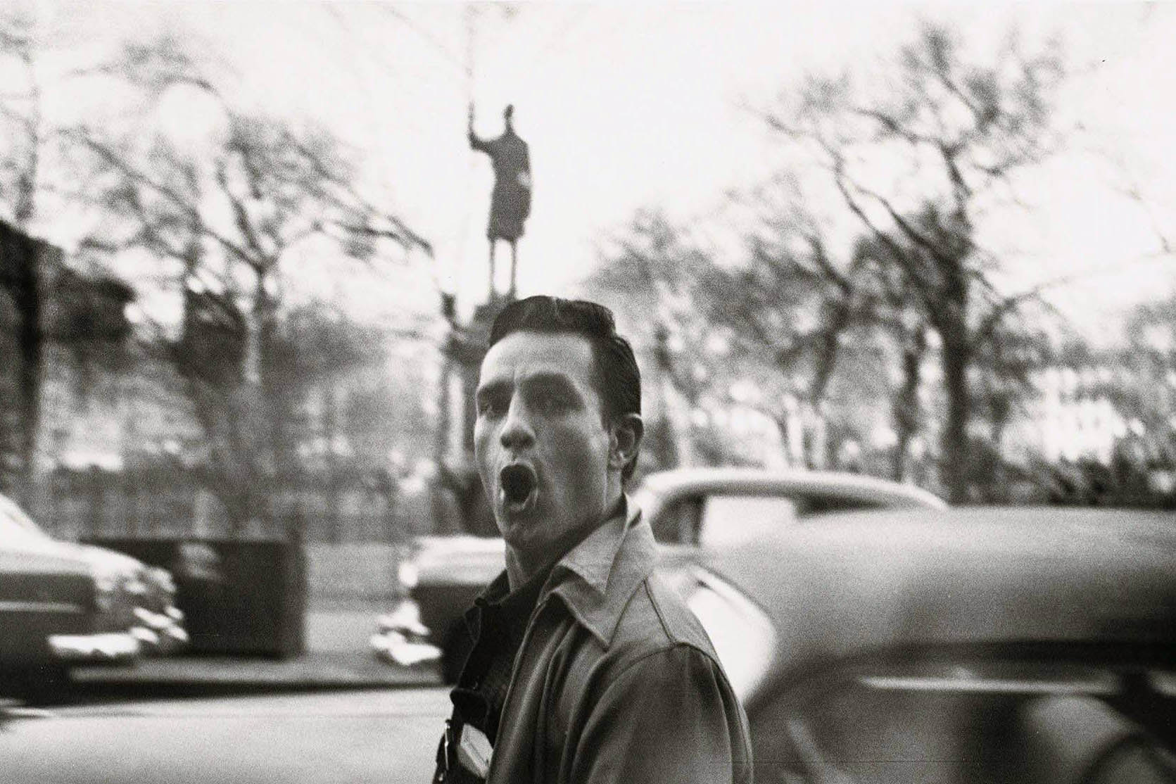 The Day After Kerouac Died
