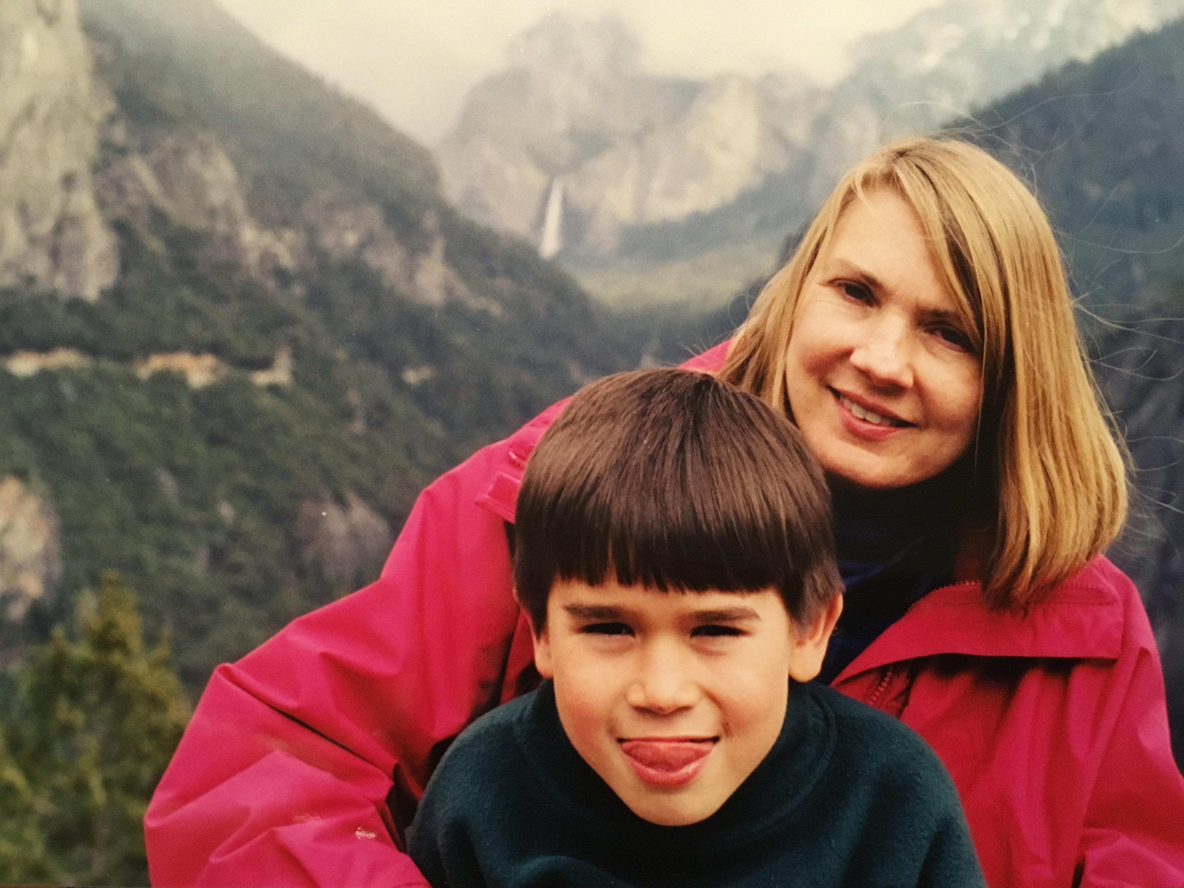 Brandon's Mom