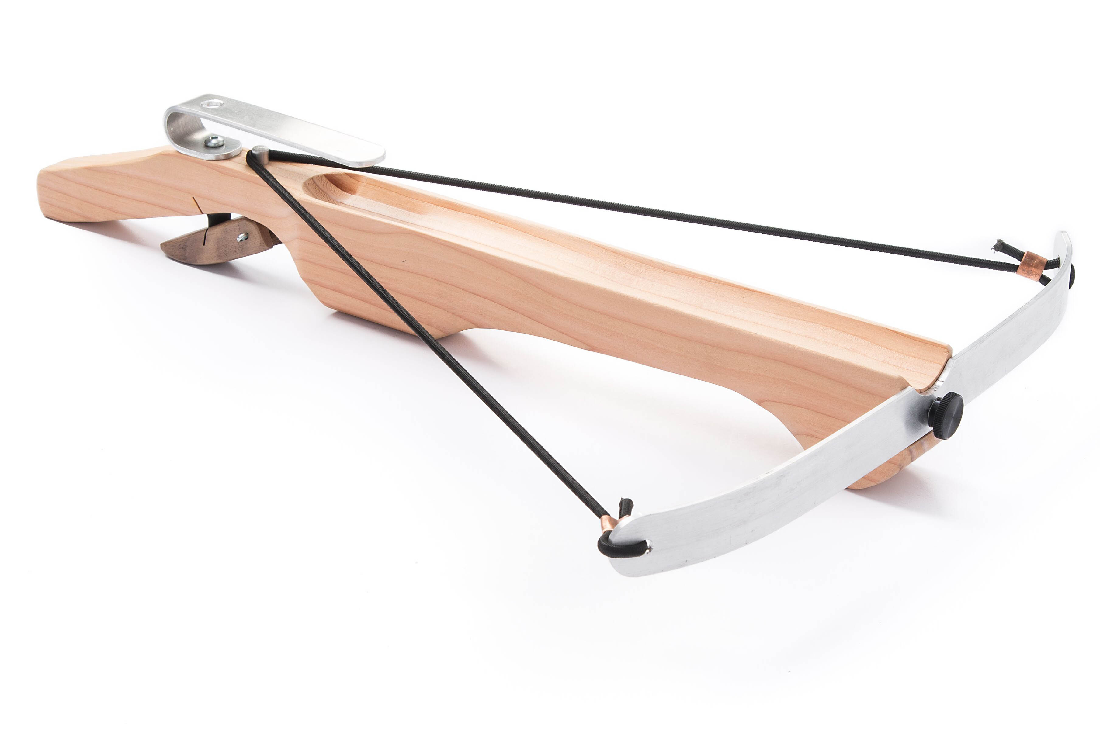 Marshmallow Crossbow