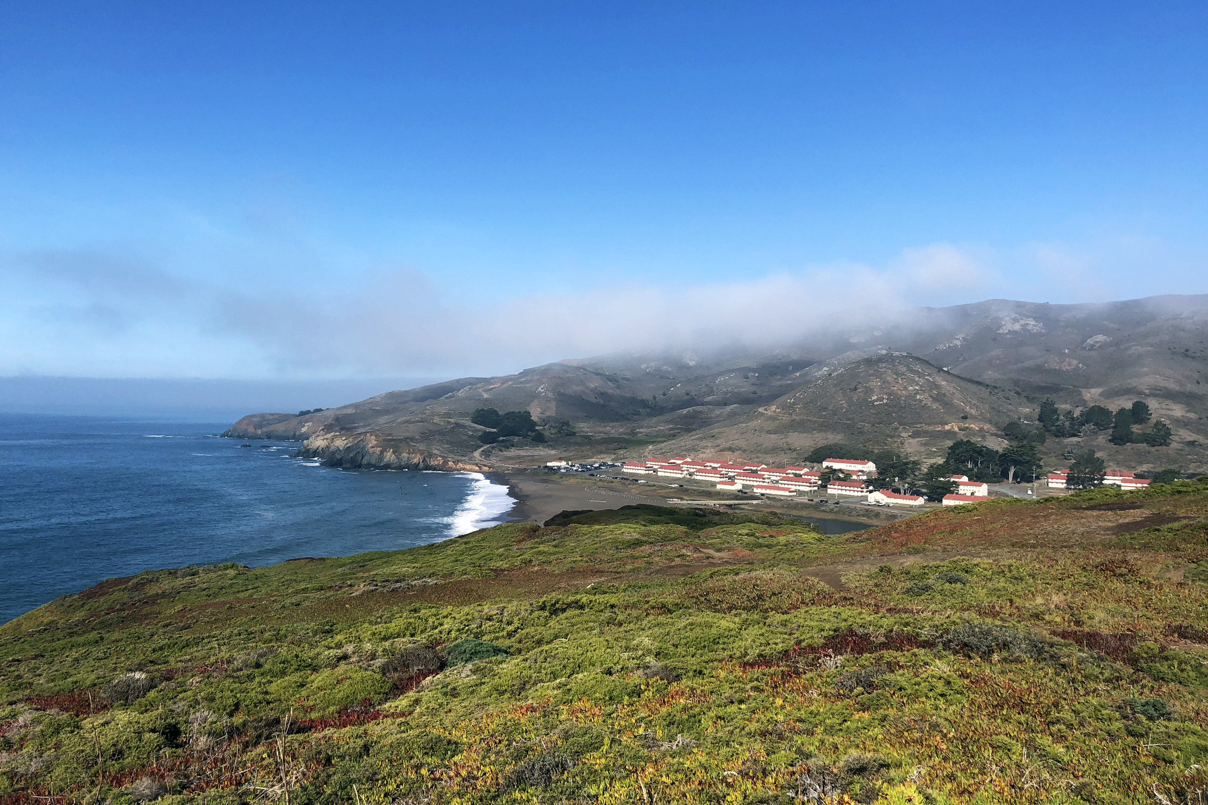 Muir Beach to Bonita Lighthouse