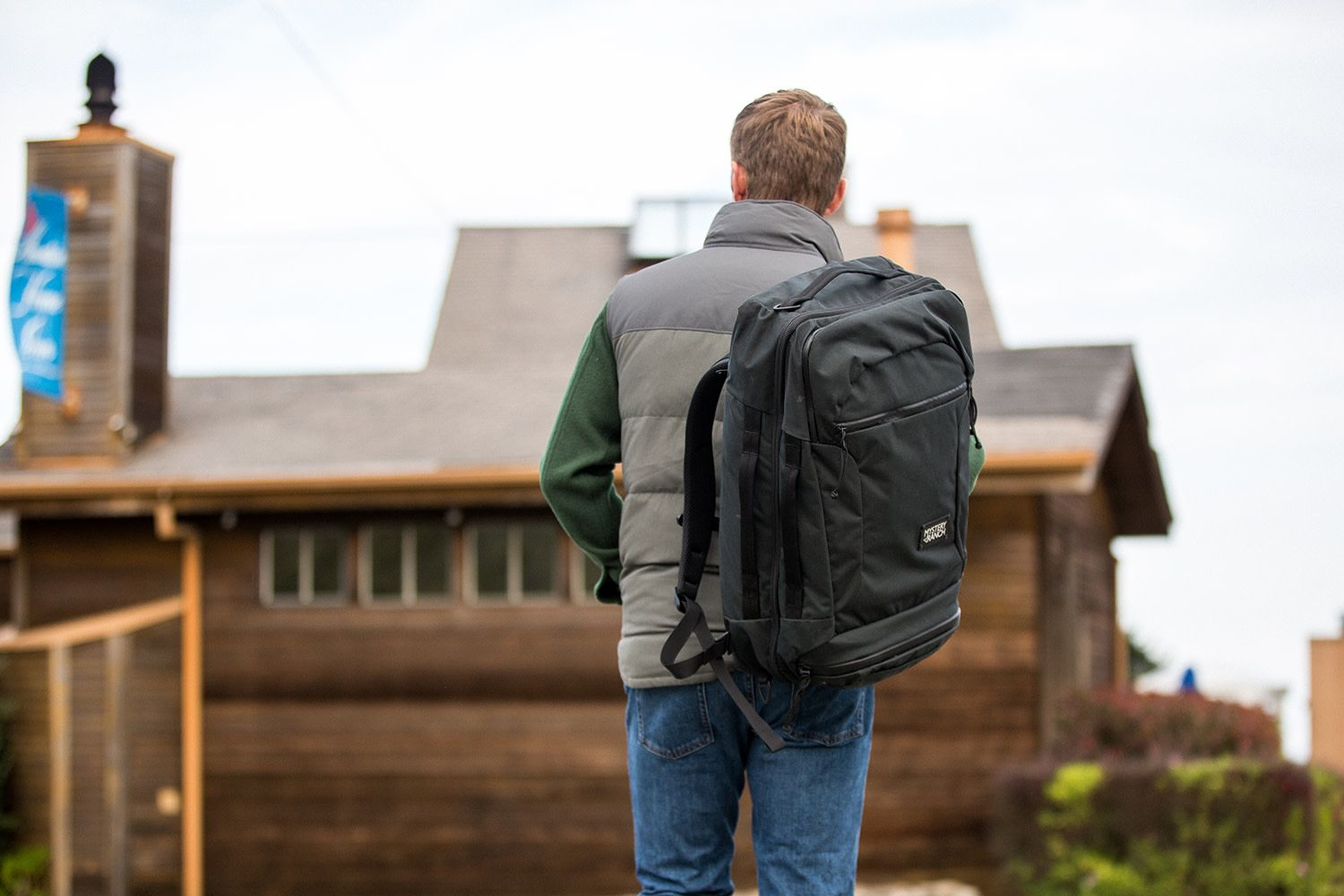 Mystery Ranch Mission Rover Travel Backpack
