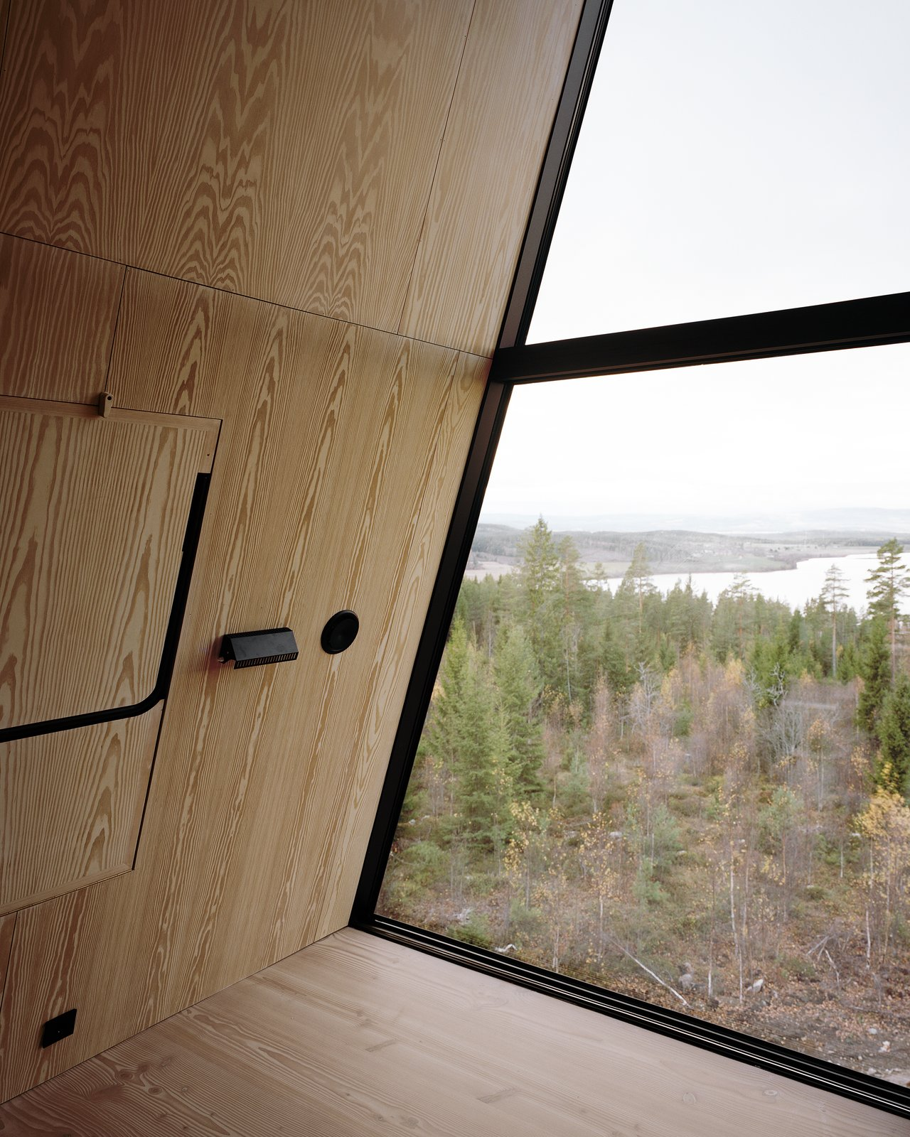 Nordic A-frame
