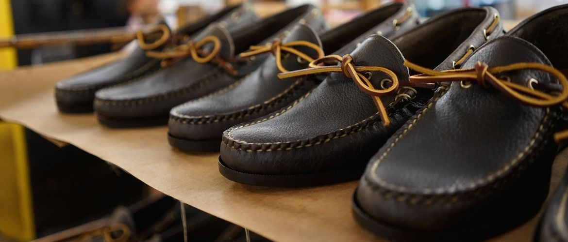 a1be6ac15a4b Made in the USA  Rancourt Shoes