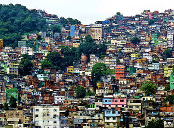 Tile favela header