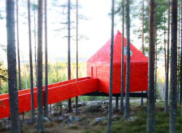 Tile shelter treehotel header