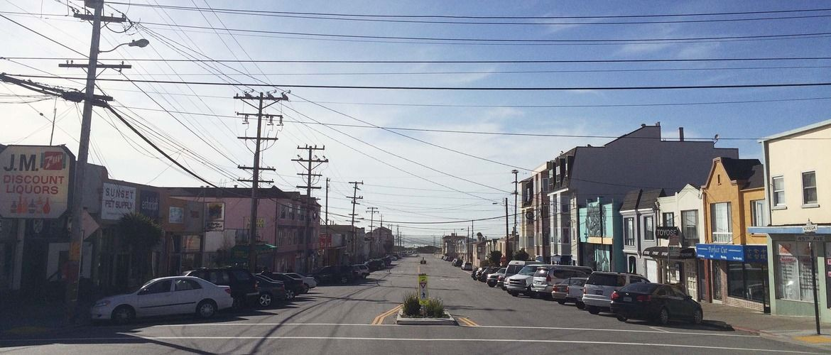 Hero outer sunset kitch header