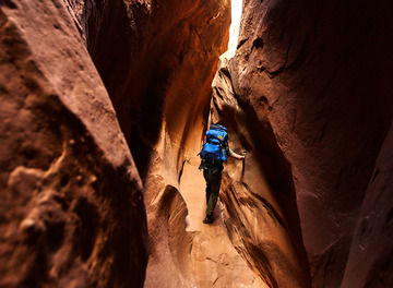 Tile canyoneering header