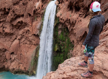 Tile james havasu falls header