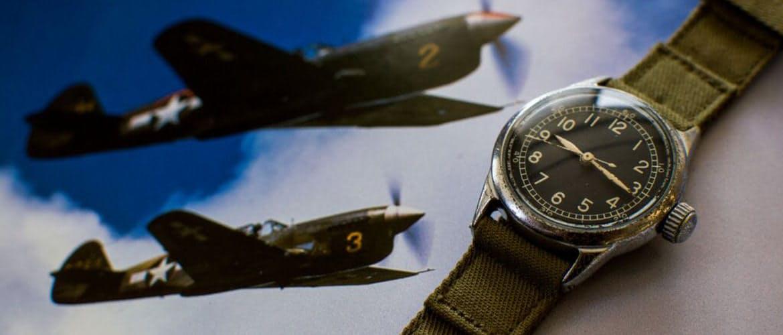 The Watch That Won World War II | Huckberry