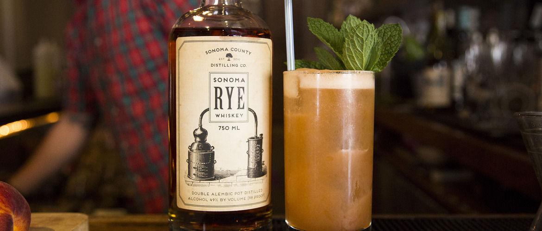 Hero huckberry sonoma distilling co rye whiskey cocktails header