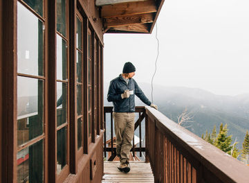 Tile huckberry shelter fire lookout fresh off the grid header 1