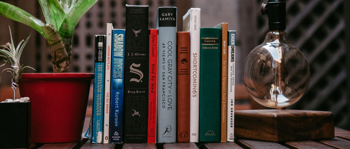 Featured books huckberry journal recommendations