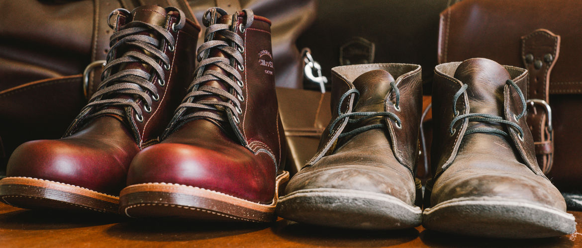 cf7da28eff7e How to Weatherproof Your Leather Boots