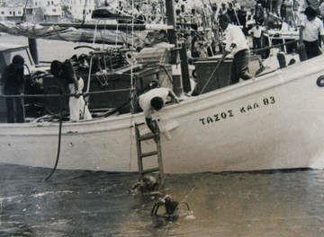 Tile journal header sponge diving huckberry tonyworking1960s1