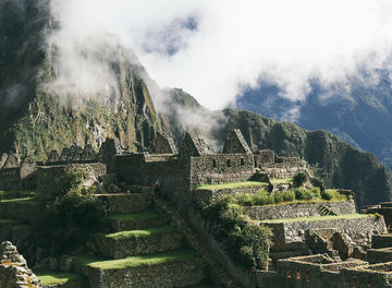 Tile huckberry attainable bucket list adventure machu picchu michaela trimble header