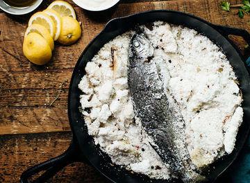 Tile huckberry provisions salt baked trout kelsey boyte header