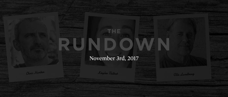 Featured rundown header