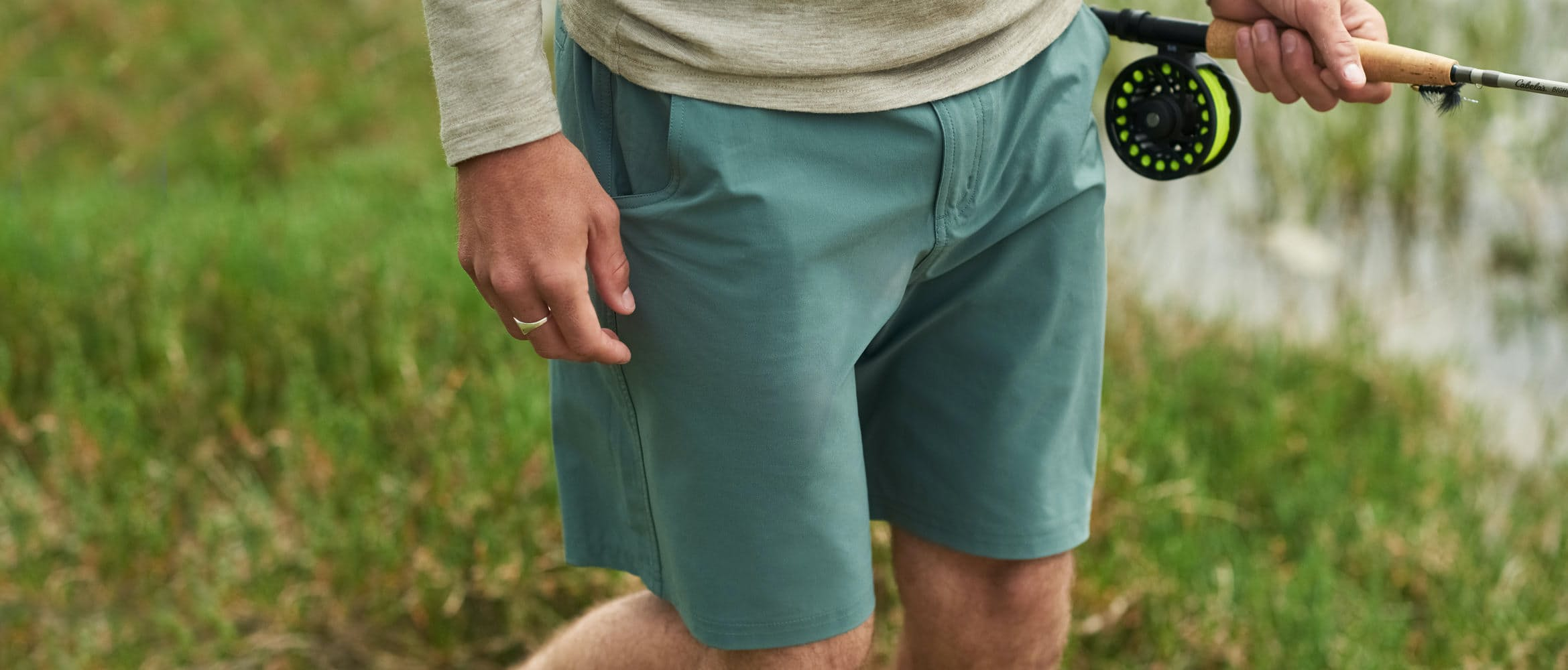 9c04424ac7 10 Best Men's Hybrid Shorts for Summer | Huckberry