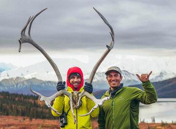 Tile hunter gatherer banner photo