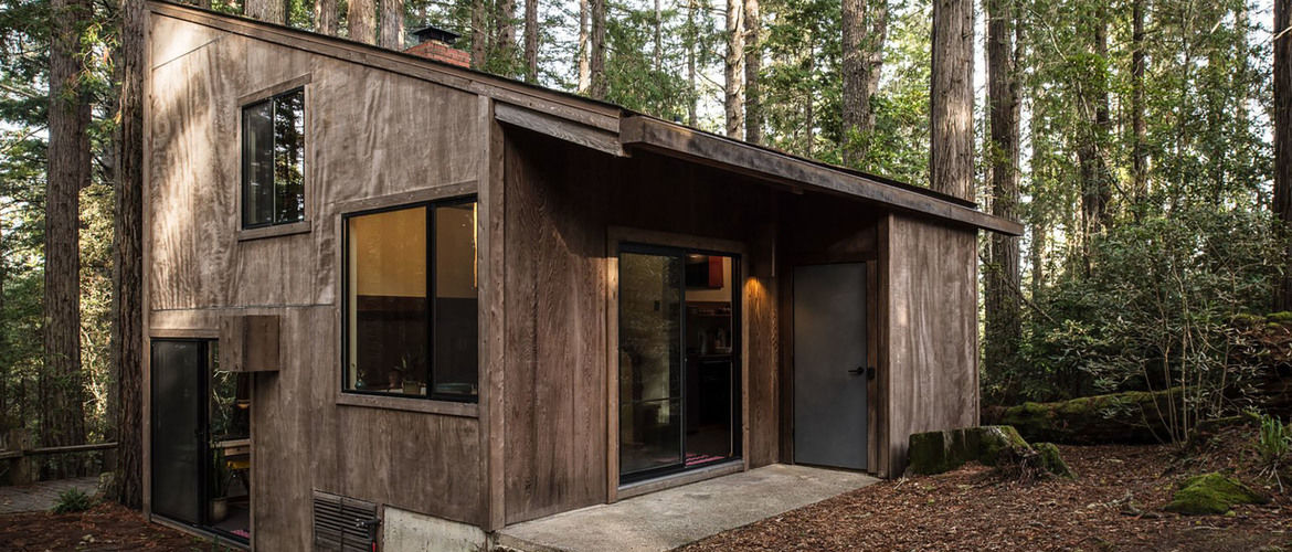 A Midcentury Cabin in Sea Ranch, California, Gets a Modern Update