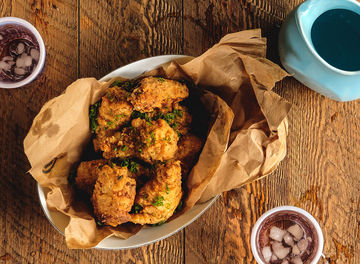 Tile labor day fried chicken recipe