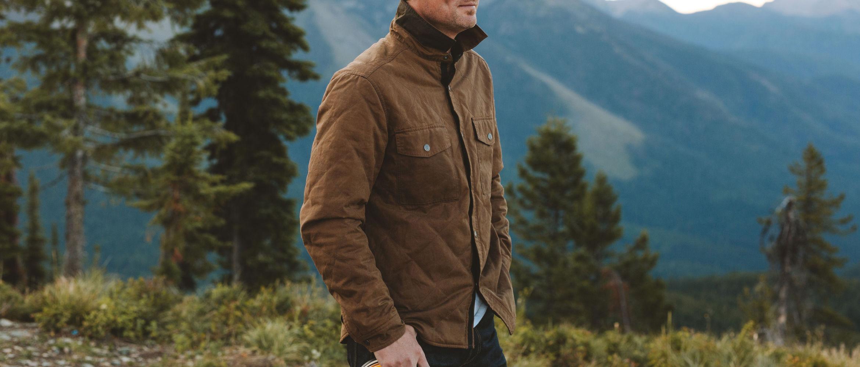 11 Best Men's Shirt Jackets for Fall   Huckberry
