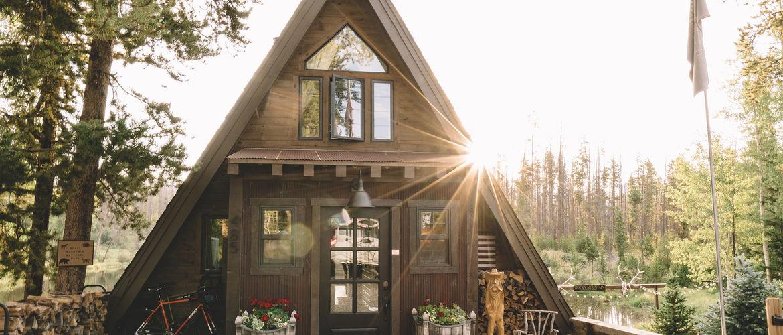 Inside This Family-built Colorado Dream Cabin