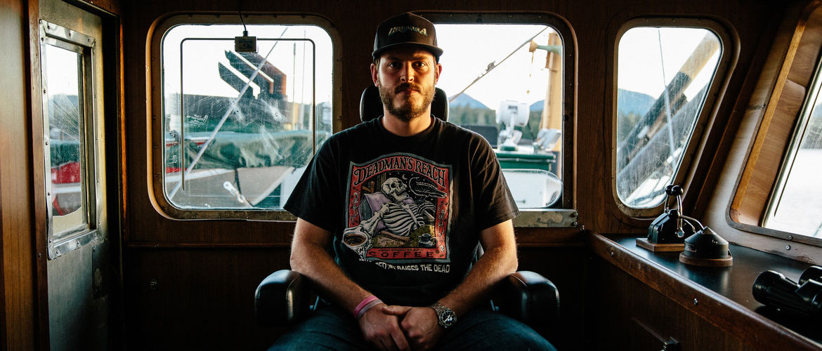 The Youngest Captain in the Bering Sea