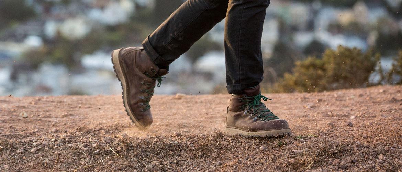 Featured exclusive boots of huckberry danner header