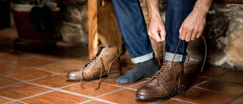 The Art Of Shoe Maintenance Huckberry