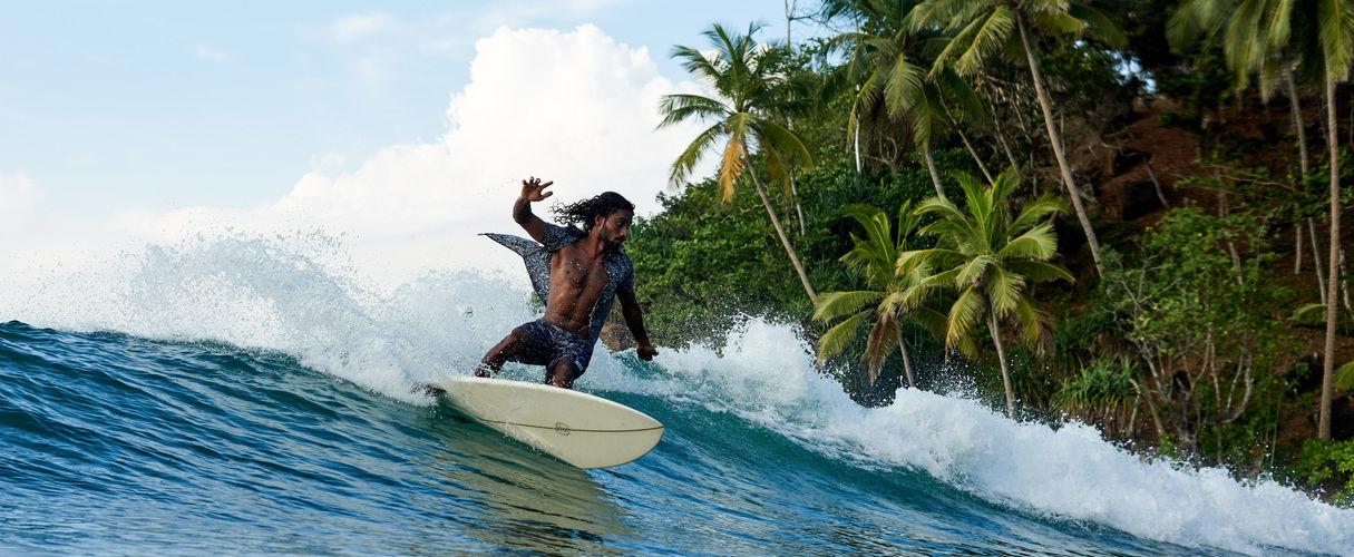 Featured sri lanka surfing