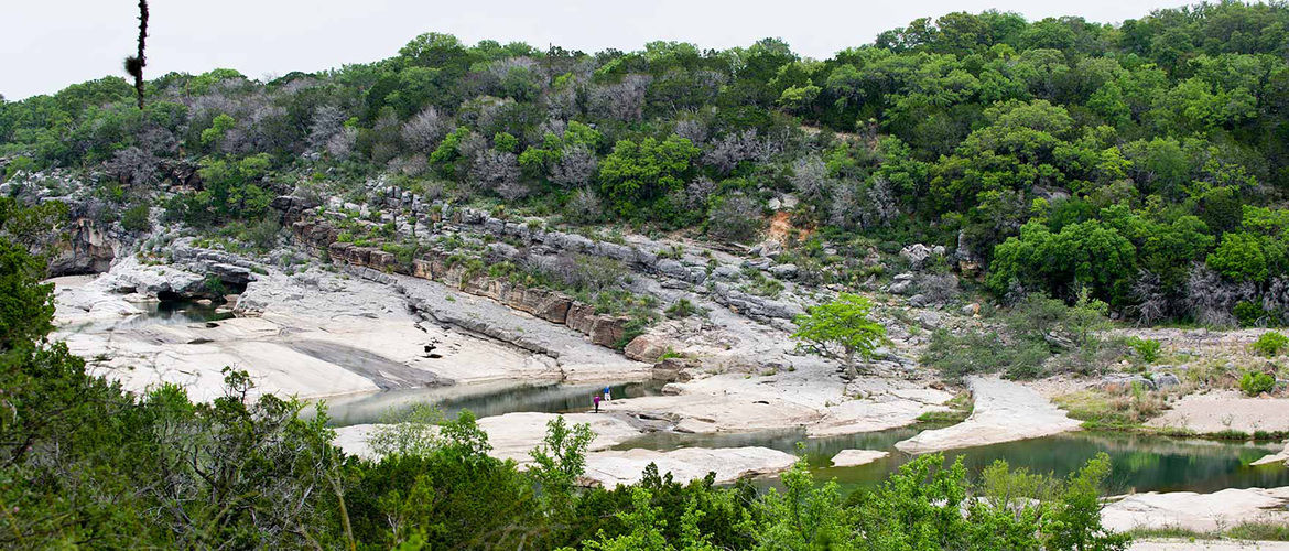 Featured pedernales falls state park