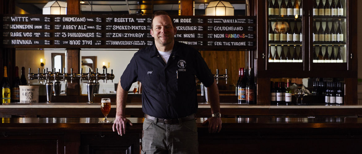 Featured ommegang brewmaster phil leinhart