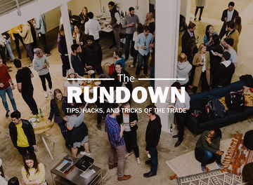 Tile the rundown with mary montalvo