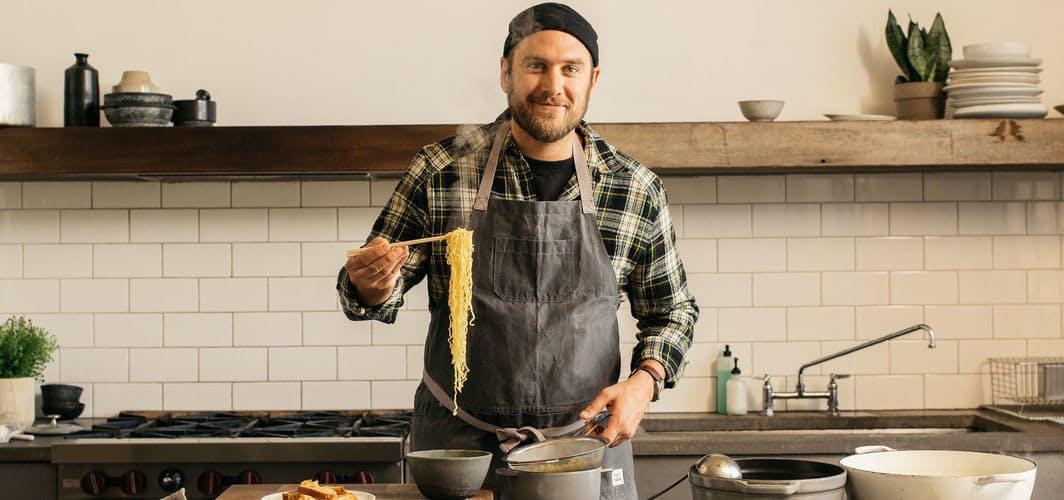 Brad Leone's Leftover Turkey Ramen Recipe