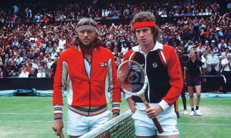 Iconic Style  Björn Borg and John McEnroe  23e453a03eb